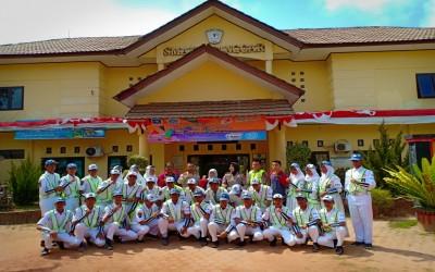 Penilaian School Road Safety Award Tingkat SMA Se-Provinsi Kepulauan Bangka Belitung